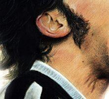 Il pinturichio - Alessandro Del Piero Sticker