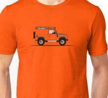 A Graphical Interpretation of the Defender 90 Hard Top Adventure Edition Unisex T-Shirt