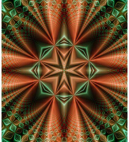 Wormhole Pattern Sticker