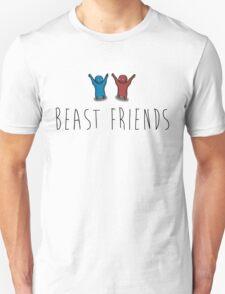 Beast Friends Unisex T-Shirt