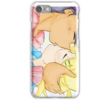 The Boy Lights Up The World iPhone Case/Skin