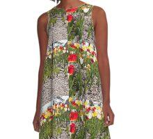 Sweet Memories of the Summer A-Line Dress