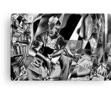 Chris GasmaskAstley Canvas Print
