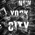 New York City streets by Vin  Zzep