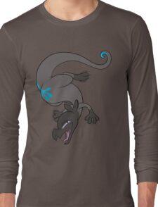 Salandit on my Shirt (Alternate Color) Long Sleeve T-Shirt