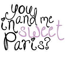 Sweet Paris - Emison by kehu