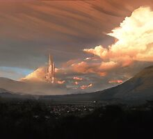 Cathedrals by Jose Ochoa