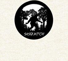 Sasquatch Silhouette  Hoodie