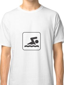 Swimming Classic T-Shirt
