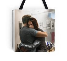 What you see in the mirror Tote Bag