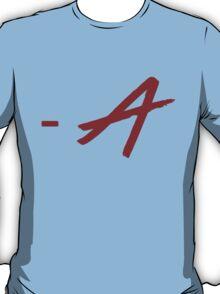 - A T-Shirt