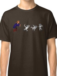 Get outta here you damn dirty apes! Classic T-Shirt