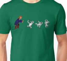 Get outta here you damn dirty apes! Unisex T-Shirt