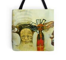 mother of all (embrace) Tote Bag