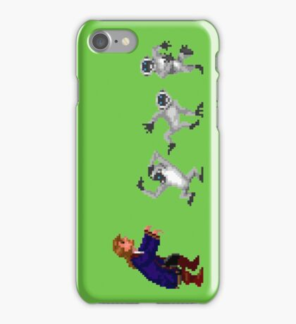 Get outta here you damn dirty apes! iPhone Case/Skin