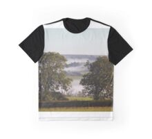 Early Morning Mist Graphic T-Shirt