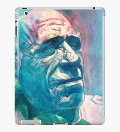 Hank iPad Case/Skin