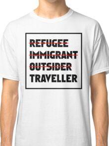 Priyanka Chopra Traveller T Shirt Classic T-Shirt