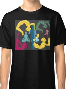 Psychedelic Fitness Classic T-Shirt