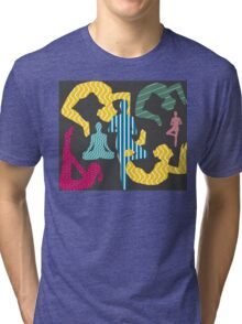 Psychedelic Fitness Tri-blend T-Shirt