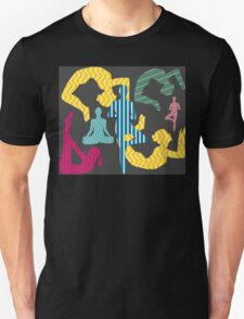 Psychedelic Fitness Unisex T-Shirt