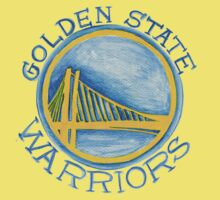 Golden State Warriors design Kids Clothes