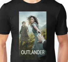 Jamie and Claire outlander scene Unisex T-Shirt