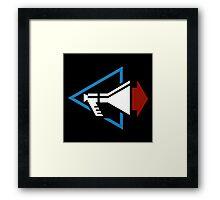 Depeche Mode : Stripped - Color Framed Print