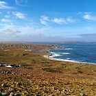 Donegal, Ireland Coast by karlmagee