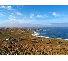 Donegal, Ireland Coast Photographic Print
