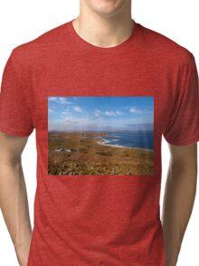 Donegal, Ireland Coast Tri-blend T-Shirt