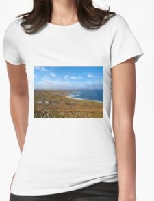 Donegal, Ireland Coast Womens Fitted T-Shirt