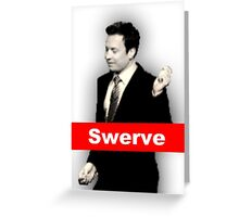 Jimmy Swerve Greeting Card