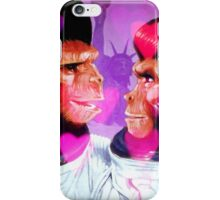 Planet Of The Love Apes iPhone Case/Skin