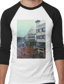 Grafton Street Dublin Ireland Men's Baseball ¾ T-Shirt