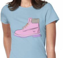 Timberland Boots Womens Fitted T-Shirt