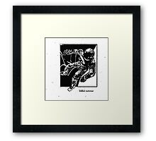 Indian Summer - Science 1994 Framed Print