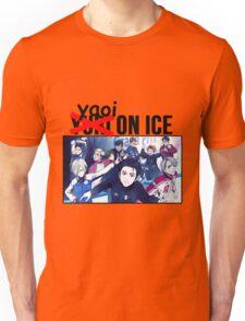 Yaoi On Ice Unisex T-Shirt