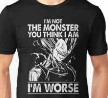 Majin Vegeta Dragon Ball Unisex T-Shirt