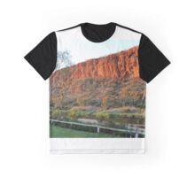 Glen Helen Cliffs Graphic T-Shirt