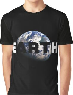 EARTH ART Graphic T-Shirt