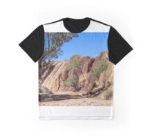 Ochre Pits West MacDonnell Ranges Graphic T-Shirt