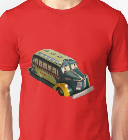 Tin Toy - Bus - Wonderful Unisex T-Shirt