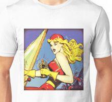 Comic Girl - 2 Pop Unisex T-Shirt