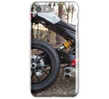 Ducati Monster 796 Single Swing iPhone Case/Skin