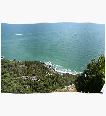 Ligurian sea #2 Poster