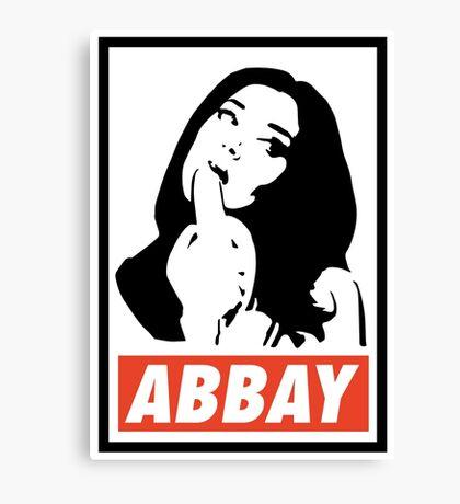 Abbay Canvas Print