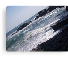 Ligurian sea #4 Canvas Print
