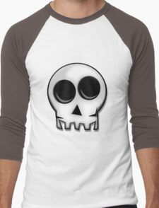 calavera Men's Baseball ¾ T-Shirt