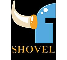 Shovel Photographic Print